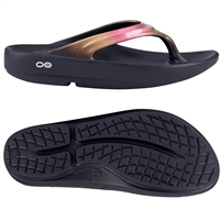 OOFOS WOMEN'S OOLALA LUXE ROSE-GOLD (2020)