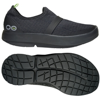 OOFOS WOMEN'S OOMG MESH LOW BLACK (2020)