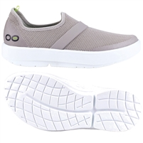 OOFOS WOMEN'S OOMG MESH LOW WHITE/GREY (2020)