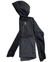 On Running Men's Weather Jacket (Black/Shadow)