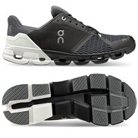 On Cloudflyer 2 Men's Running Shoes (Black/White)