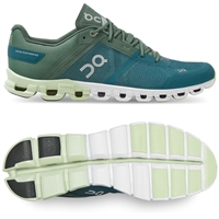On Cloudflow 2 Mens Running Shoe (Sea/Petrol)