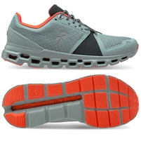 On Cloudstratus Men's Running Shoe (Cobble/Ivy)