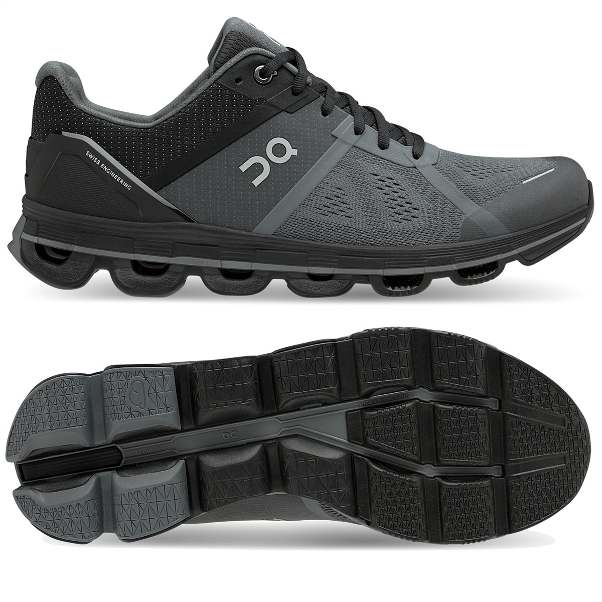 On Cloudace Mens Running Shoe (Graphite