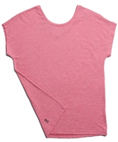 On Running Women's Comfort Tee (Dustrose)