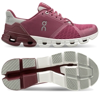 On Cloudflyer 2 Women's Running Shoes (Magenta/Mulberry)