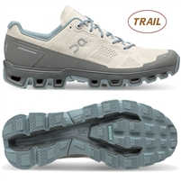 On Cloudventure Women's Trail Running Shoes (Sand/Wash)