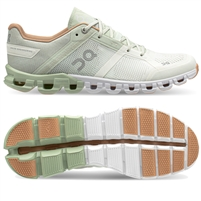 On Cloudflow 2 Women's Running Shoe (Aloe/White)