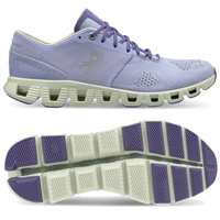 On Cloud X Women's Running Shoe (Lavender/Ice)