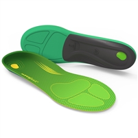 Superfeet Run Comfort Max Shoe Insoles. (Green)