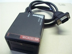 MS-9 Barcode Scanner by Microscan