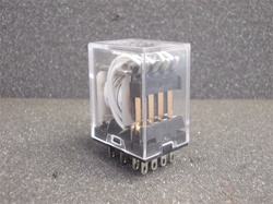 GENERAL PURPOSE 4-POLE MINIATURE RELAY (120VAC coil voltage)