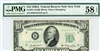 2011-B (BF Block), $10 Federal Reserve Note New York, 1950A