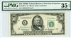 2109-L*, $50 Federal Reserve Note San Francisco, 1950B