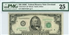 2110-D*, $50 Federal Reserve Note Cleveland, 1950C