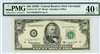2111-D*, $50 Federal Reserve Note Cleveland, 1950D