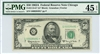2113-G*, $50 Federal Reserve Note Chicago, 1963A