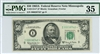 2113-I*, $50 Federal Reserve Note Minneapolis, 1963A