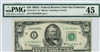 2113-L*, $50 Federal Reserve Note San Francisco, 1963A