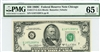 2117-G (GA Block), $50 Federal Reserve Note Chicago, 1969C