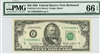 2122-E, $50 Federal Reserve Note Richmond, 1985