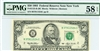 2125-B, $50 Federal Reserve Note New York, 1993