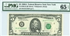1980-B (BF Block), $5 Federal Reserve Note New York, 1988A