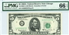 1968-G (GB Block), $5 Federal Reserve Note Chicago, 1963A