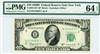 2014-B* (B* Block), $10 Federal Reserve Note New York, 1950D