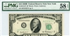 2012-B* (B* Block), $10 Federal Reserve Note New York, 1950B
