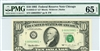 2032-G* (G* Block), $10 Federal Reserve Note Chicago, 1995