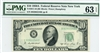 2011-B (BE Block), $10 Federal Reserve Note New York, 1950A