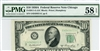 2011-G (GC Block), $10 Federal Reserve Note Chicago, 1950A