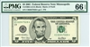 1988-I (CIA Block), $5 Federal Reserve Note Minneapolis, 2001