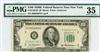 2159-B*, $100 Federal Reserve Note New York, 1950B