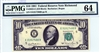 2025-E (EB Block), $10 Federal Reserve Note Richmond, 1981