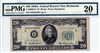 2060-E* (E* Block), $20 Federal Reserve Note Richmond, 1950A