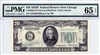 2058-GN Narrow (GB Block), $20 Federal Reserve Note Chicago, 1934D