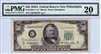 2108-C* (C* Block), $50 Federal Reserve Note Philadelphia, 1950A