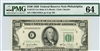 2157-Cm Mule, $100 Federal Reserve Note Philadelphia, 1950