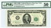 2162-B, $100 Federal Reserve Note New York, 1950E