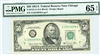 2121-G, $50 Federal Reserve Note Chicago, 1981A