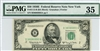 2112-B, $50 Federal Reserve Note New York, 1950E
