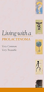 Living with Prolactinoma Brochure