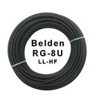 Belden 9913F7 - Low loss flexible foam dielectric with a VP