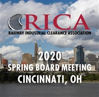 RICA 2020 SPRING BOARD MEETING