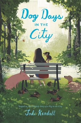 Dog Days in the City Jodi Kendall