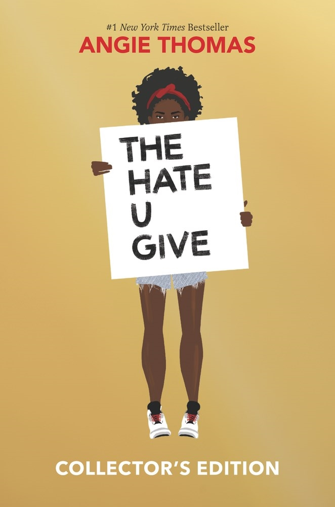 THE HATE U GIVE by ANGIE THOMAS | Lemuria Books