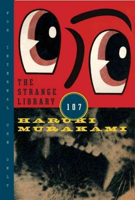 The Strange Library Haruki Murakami