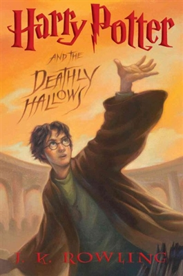 Harry the Potter and the Deathly Hallows J. K. Rowling